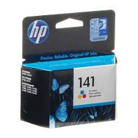 Картридж HP для Officejet J5783/J6483 HP 141 Color (CB337HE)