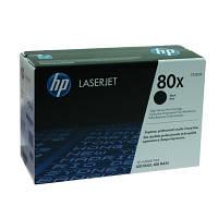 Картридж тонерный HP 80X для LJ M425dn/M425dw/M401 (CF280X) повышенной емкости