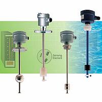 Магнитный поплавковый преобразователь уровня тип FG