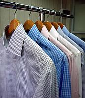Ремонт и подгонка мужских рубашек на нестандарных мужчин