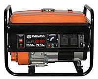 Генератор бензиновый Daewoo GDA 2500