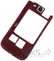 Средняя часть корпуса Samsung i9300 Galaxy S3 Red