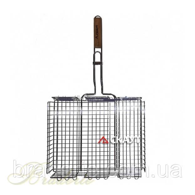 Решетка для гриля Скаут KM-0706