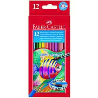 Карандаши акварельные FC 12 цветов