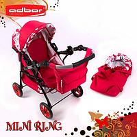 Дитяча коляска для ляльок Adbor Mini Ring, фото 1