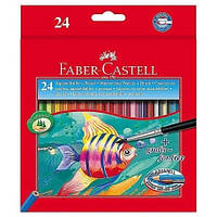 Карандаши акварельные FC (Faber-Castell) 24 цвета