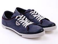 Кеды Etor 8517-4492 39 синие, фото 1