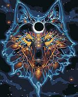 Художественный творческий набор, картина по номерам Созвездие волка, 40x50 см, «Art Story» (AS0397), фото 1