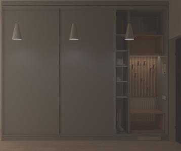 Мебель для входной зоны, прихожей, хола