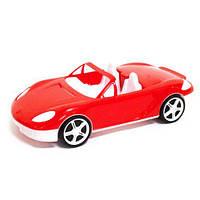 Машинка кабриолет (красная)