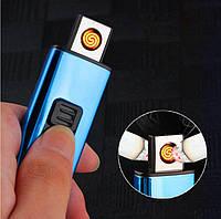 Электронная USB зажигалка, фото 1