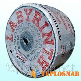 Лента капельного полива Labyrinth 1000м/10 cм. 8 mills (щелевая)