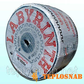 Лента капельного полива Labyrinth 1000м/30 cм. 8 mills (щелевая)