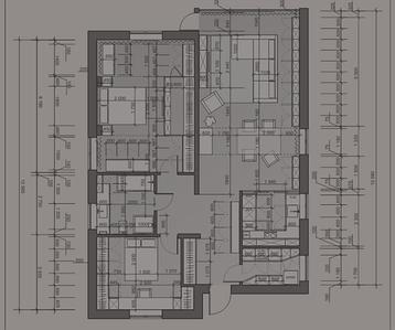 Планирование площади домов, квартир, офисных помещений