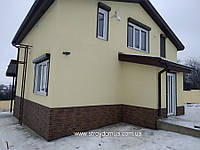 Строительство каркасных домов по канадской технологии в Харькове