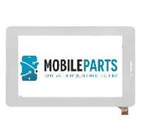 Оригинальный Сенсор (Tачскрин) для планшета ViewSonic ViewPad 7d (Версия 1) (Белый)
