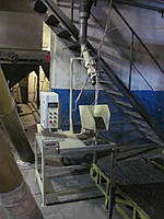 Комплекс фасовочный разгонный в клапанные мешки