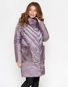 Snow Beauty   Зимняя куртка 1893 сиреневый