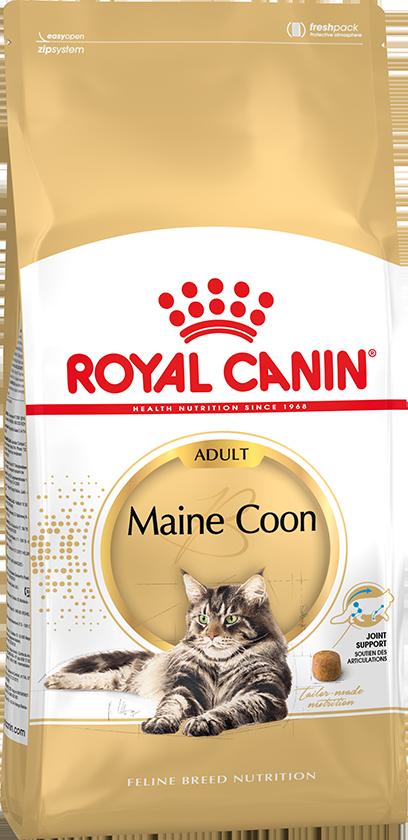 Корм Royal Canin Maine Сoon Adult Роял Канін Мейн-кун Едалт для дорослих кішок від 15 місяців 400 г