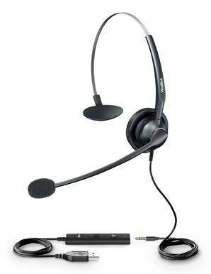 Гарнитура для колл-центра Yealink YHS33-USB
