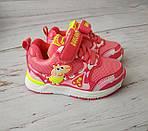 Светящиеся кроссовки для девочек со свинкой Pepa (Duolaimi)