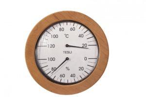Термогигрометр большой