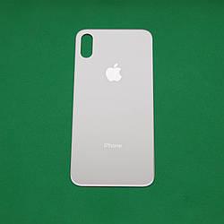 Задняя панель корпуса Apple iPhone X Белая