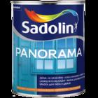 Panorama - быстросохнущая краска для окон и дверей на водной основе (2.5 л)