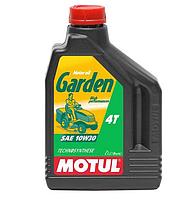Масло для 4-х тактних двигунів Technosynthese MOTUL Garden 4T SAE 10W30 2л. 101282/832802