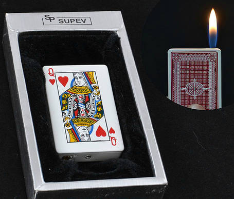 Зажигалка подарочная в коробочке SP-15, фото 2