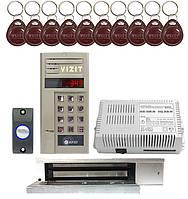 Домофонная система Vizit-80 видео