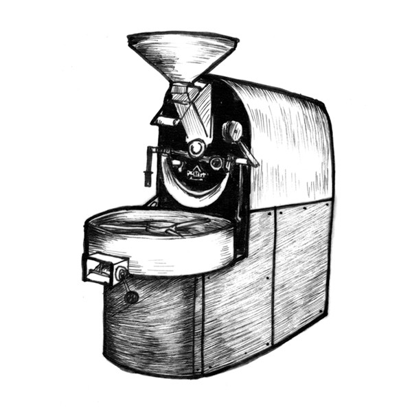 свежеобжаренный кофе в зернах купить