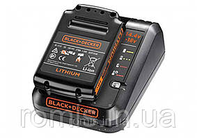 Аккумулятор Black+Decker Li-Ion 18 В 1.5 Ач с зарядным устройством 1 Ач