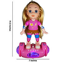 Кукла Doll Balance Car!