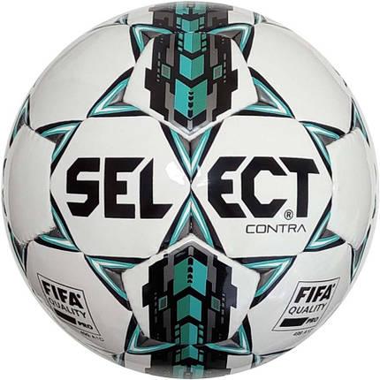 Мяч футбольный SELECT Contra (FIFA QUALITY), фото 2