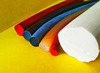 Шнур силиконовый, шнур силиконовый круглого сечения, шнуры из силикона термостойкие, Киев, отд.3