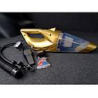 Автомобильный пылесос 5 в 1 с компрессором для сухой и влажной уборки, фото 7