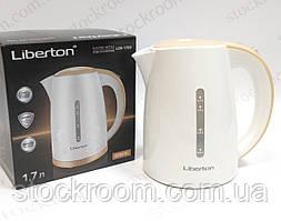 Электрочайник Liberton LEK 1759 N 2200 Вт