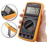 Мультиметр тестер Универсальный DT 9205 A
