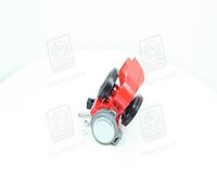 Сигнал улитка Nautilus mini  красный 12V