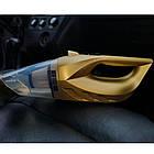 Автомобильный пылесос 5 в 1 с компрессором для сухой и влажной уборки, фото 8