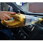 Автомобильный пылесос 5 в 1 с компрессором для сухой и влажной уборки, фото 9