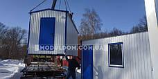 Хозяйственный модуль (6 х 2.4 м.), склад, фото 2