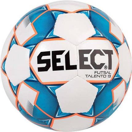 Мяч футзальный Select Futsal Talento 13, фото 2