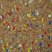 Шпалери коркові кольорові 1,2 мм