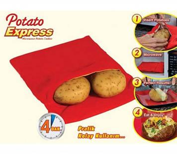 Мешок рукав для запекания Potato Express