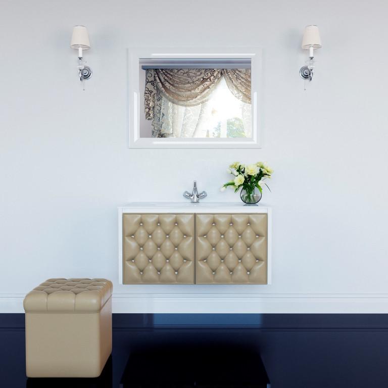Тумба для ванной комнаты Marsan Virginie 2 1000 в цвете