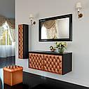Тумба для ванной комнаты Marsan Virginie 2 1000 в цвете, фото 2