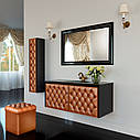 Тумба для ванной комнаты Marsan Virginie 2 1200 в цвете, фото 2
