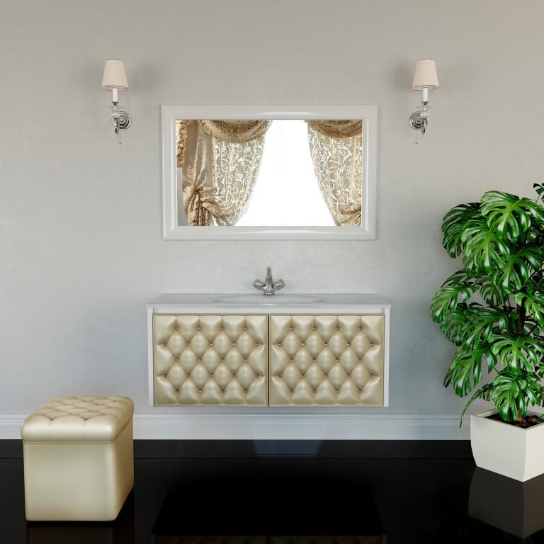 Тумба для ванной комнаты Marsan Virginie 2 1200 в цвете